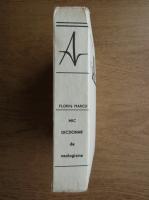 Florin Marcu - Mic dictionar de neologisme