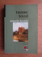 Anticariat: Frederic Soulie - Memoriile diavolului (volumul 4)