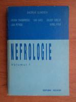 Anticariat: Gheorghe Gluhovschi - Nefrologie volumul I