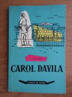 Anticariat: I. Weinberg - Dr. Carol Davila