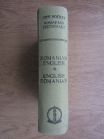 Anticariat: Irina Panovf - Romanian-english, english-romanian dictionary