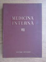 Anticariat: Medicina interna (volumul 7)