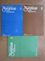 Anticariat: Methode Orange. Carnet du profeseeur (3 volume)