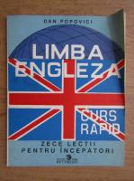 Popovici Dan - Limba engleza pentru incepatori. Curs rapid