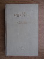 Tudor Musatescu - Teatru