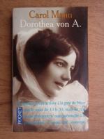 Carol Mann - Dorothea von A.