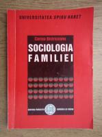 Anticariat: Corina Bistriceanu - Sociologia familiei