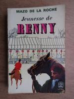 Anticariat: Mazo de la Roche - Jeunesse de Renny
