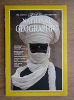 Revista National Geographic, vol. 156, nr. 5, Noiembrie 1979