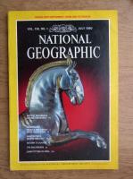 Revista National Geographic, vol. 158, nr. 1, Iulie 1980