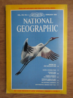 Revista National Geographic, vol. 159, nr. 2, februarie 1981
