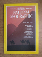 Revista National Geographic, vol. 161, nr. 2, februarie 1982