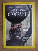 Revista National Geographic, vol. 161, nr. 3, martie 1982
