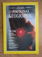 Revista National Geographic, vol. 162, nr. 4, october 1982