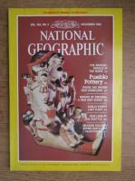 Revista National Geographic, vol. 162, nr. 5, november 1982