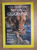 Revista National Geographic, vol. 162, nr. 6, december 1982
