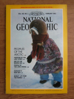 Revista National Geographic, vol. 163, nr. 2, februarie 1983