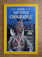 Revista National Geographic, vol. 163, nr. 4, Aprilie 1983