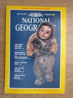 Revista National Geographic, vol. 167, nr. 2, februarie 1985