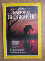 Revista National Geographic, vol. 179, nr. 5, mai 1991