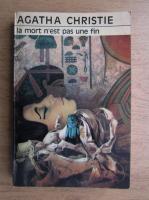 Anticariat: Agatha Christie - La mort n'est pas une fin