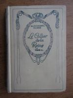 Anticariat: Alexandre Dumas - Le collier de la Reine (volumul 3, 1931)