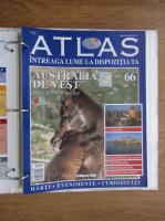 Anticariat: Atlas Intreaga lumea la dispozitia ta. Australia de Vest, nr. 66