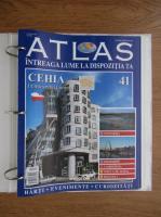 Anticariat: Atlas Intreaga lumea la dispozitia ta. Cehia, nr. 41