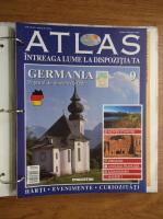 Atlas Intreaga lumea la dispozitia ta. Germania, nr. 9