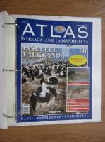 Atlas Intreaga lumea la dispozitia ta. Insulele Falkland, nr. 60