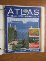 Anticariat: Atlas Intreaga lumea la dispozitia ta. Italia, nr. 16