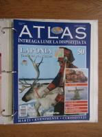 Anticariat: Atlas Intreaga lumea la dispozitia ta. Laponia, nr. 50