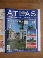 Anticariat: Atlas Intreaga lumea la dispozitia ta. Malaysia, nr. 62