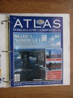 Anticariat: Atlas Intreaga lumea la dispozitia ta. Marea Nordului, nr. 89
