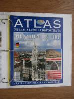 Anticariat: Atlas Intreaga lumea la dispozitia ta. Munchen, nr. 101