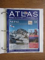 Anticariat: Atlas Intreaga lumea la dispozitia ta. Nepal, nr. 33
