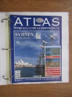 Anticariat: Atlas Intreaga lumea la dispozitia ta. Sydney, nr. 85