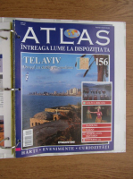 Anticariat: Atlas Intreaga lumea la dispozitia ta. Tel Aviv, nr. 156