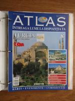 Atlas Intreaga lumea la dispozitia ta. Turcia, nr. 8