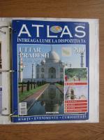 Anticariat: Atlas Intreaga lumea la dispozitia ta. Uttar Pradesh, nr. 209