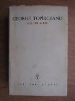 Anticariat: George Topirceanu - Scrieri alese (volumul 2)