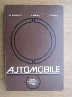 Anticariat: Gh. Potincu - Automobile