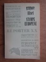 Anticariat: Grigore Ilisei - Stampe europene