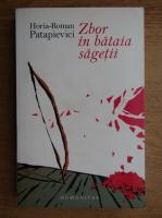 Horia Roman Patapievici - Zbor in bataia sagetii
