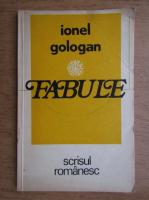 Ionel Gologan - Fabule