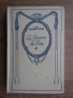 J. H. Rosny Aine - La Guerre du Feu (1937)