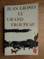 Anticariat: Jean Giono - Le grand troupeau