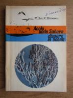 Mihai C. Bacescu - Acolo unde Sahara dispare in ocean