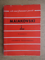 Anticariat: Vladimir Maiakovski - Poezii