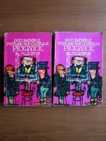 Anticariat: Charles Dickens - Documentele postume ale clubului Pickwick (2 volume)